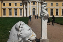 Вид на Большой дворец