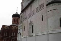 Волоколамский кремль. Воскресенский собор