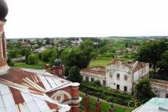 Волоколамский кремль. Взгляд с колокольни