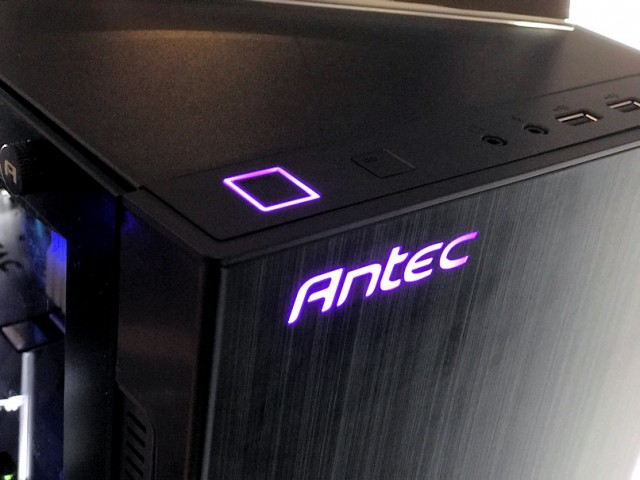 Antec_P110_Luce_Front_Panel