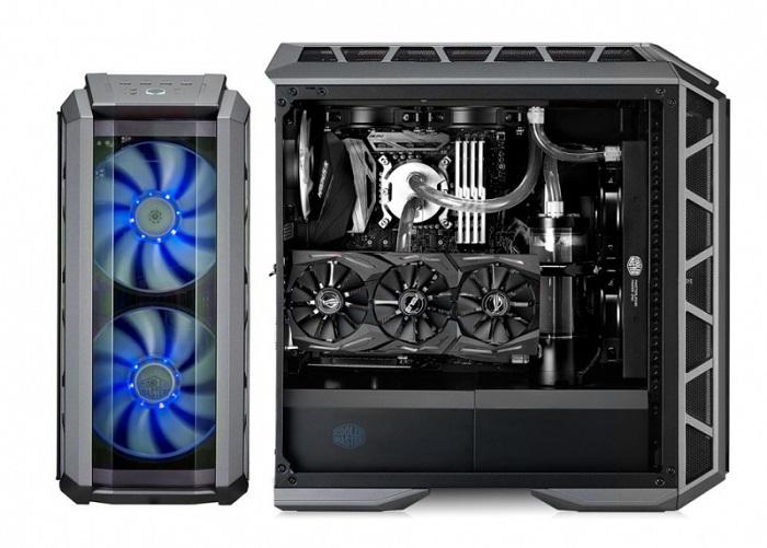 Cooler Master Mastercase H500P, обзор