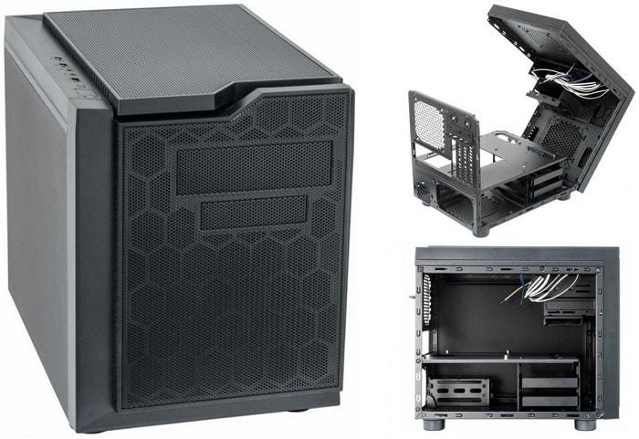 Корпус Cube Case – выбор, модель Chieftec Gaming Cube