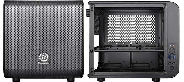 Корпус Cube Case – выбор, модель Thermaltake Core V1