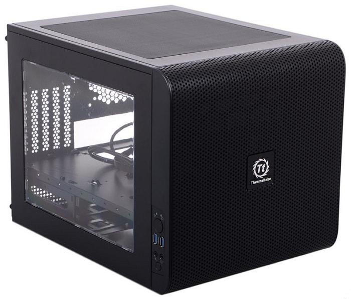 Корпус Cube Case – выбор, модель Thermaltake Core V21