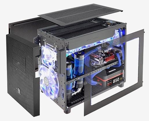 Корпус Cube Case – выбор, модель Thermaltake Core X2