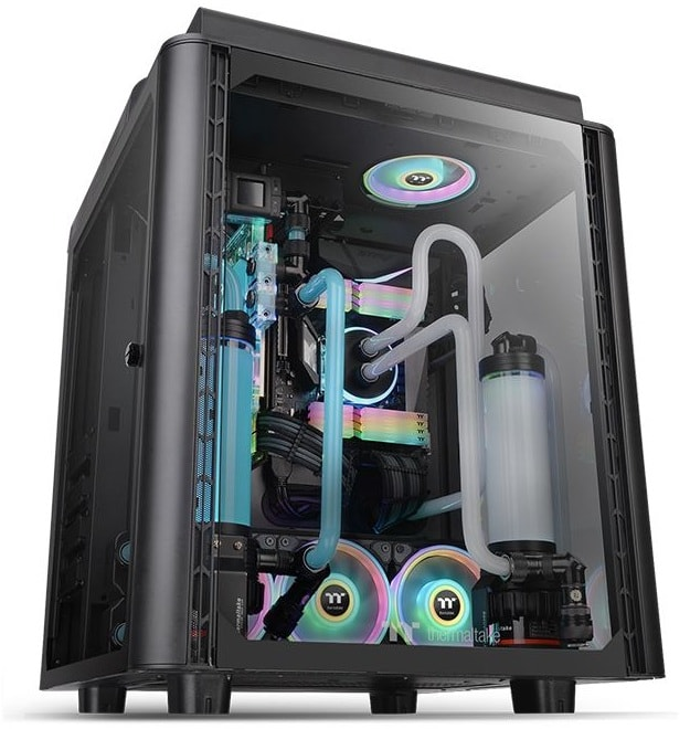 Корпус Cube Case – выбор, модель Thermaltake Level 20 HT