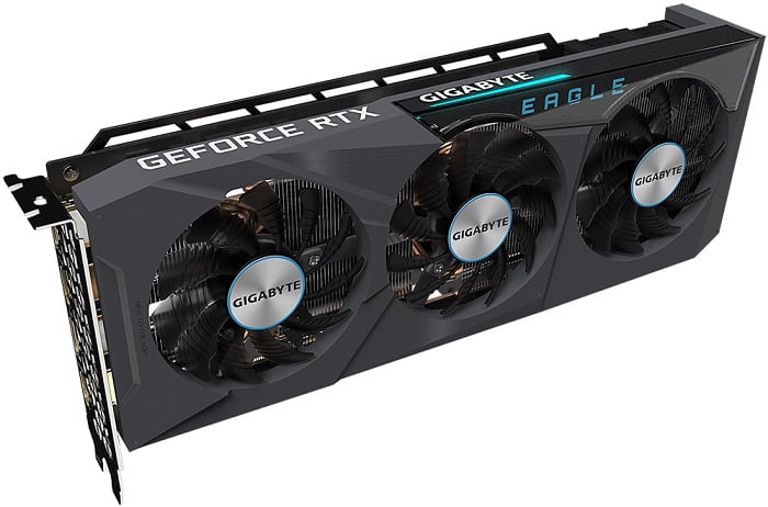 Gigabyte GeForce RTX 3070 Ti Eagle OC