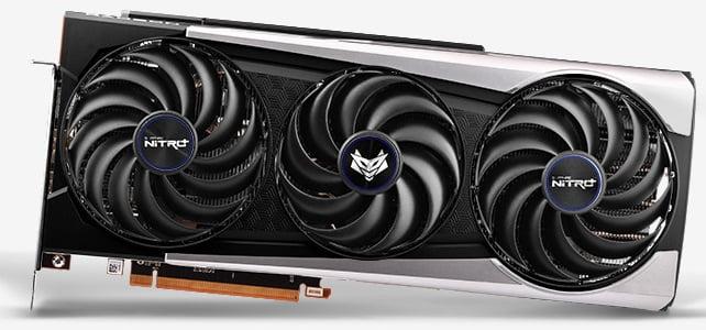 Выбор видеокарты на AMD Radeon RX 6800XT - Sapphire Radeon RX 6800 XT Nitro+