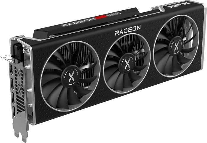 Выбор видеокарты на AMD Radeon RX 6800XT - XFX Radeon RX 6800 XT Speedster Merc 319