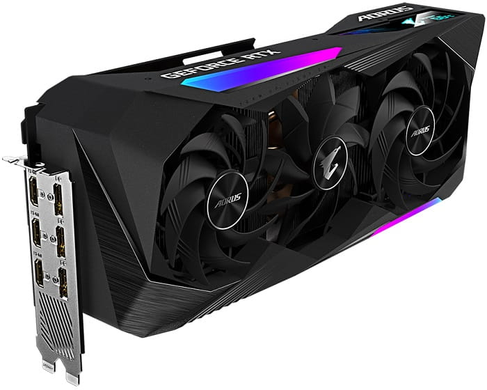 GIGABYTE AORUS GeForce RTX 3070 Ti Master