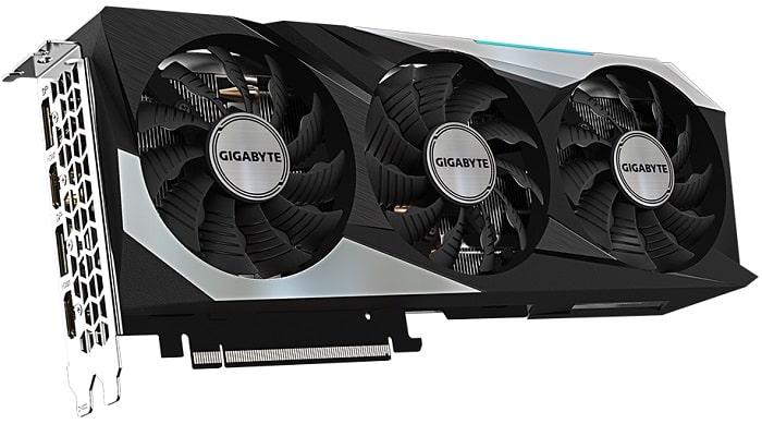 Выбор видеокарты NVidia RTX 3060 Ti - GIGABYTE RTX 3060Ti GAMING OC Pro