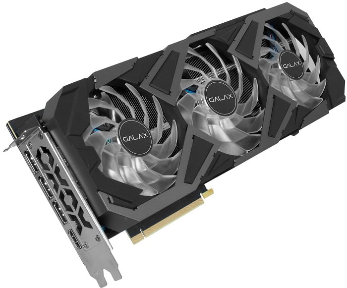 Galaxy GALAX GeForce RTX 3070 EX Gamer (1-Click OC)