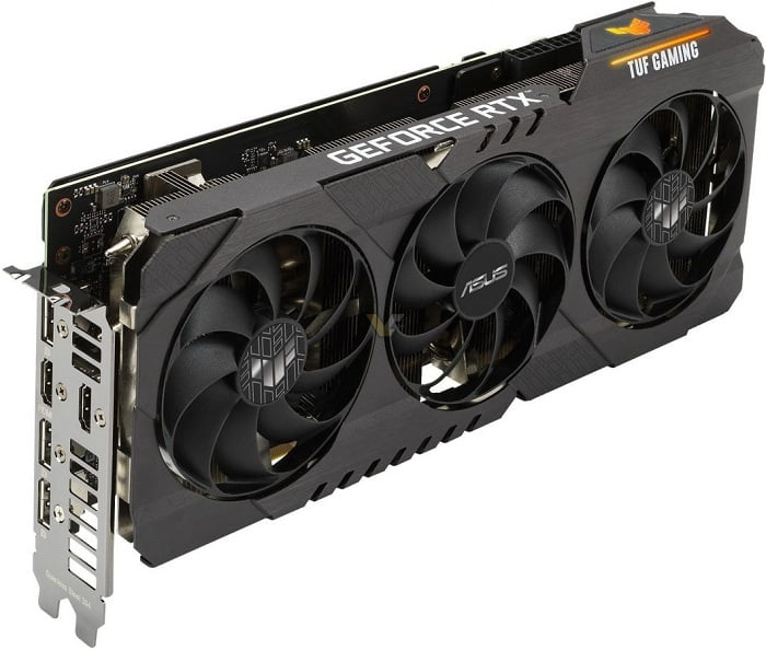 ASUS GeForce RTX 3070 TUF Gaming OC