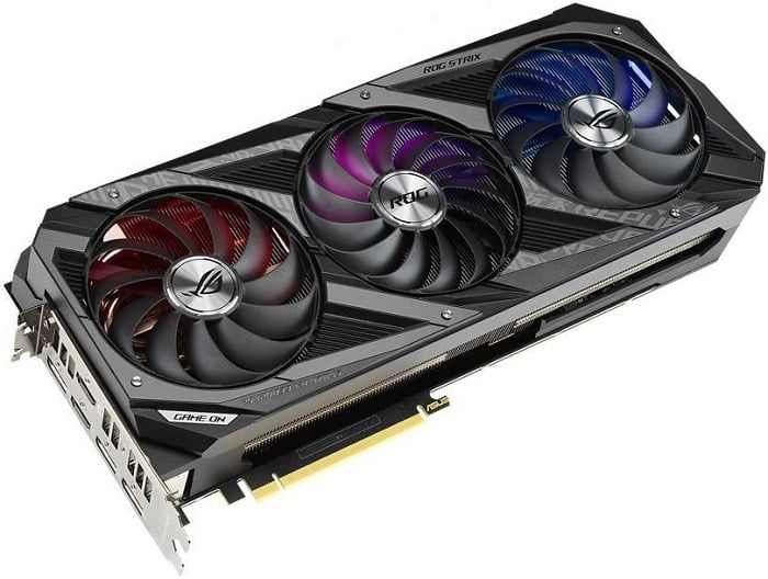 ASUS ROG STRIX GeForce RTX 3070 Gaming OC