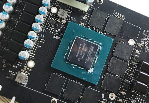 Выбор видеокарты на RTX 3070 - GPU GA104