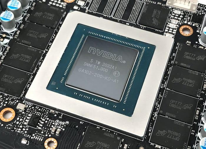 Выбор видеокарты на NVidia RTX 3080 - GPU Ampere