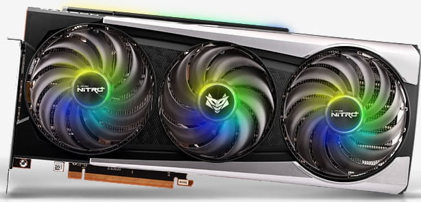Выбор видеокарты на AMD Radeon RX 6800XT - Sapphire Radeon RX 6800 XT Nitro+ SE