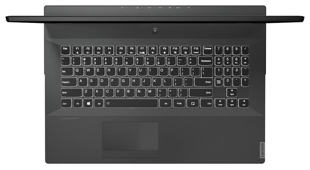 Lenovo Legion Y540-17 - клавиатура