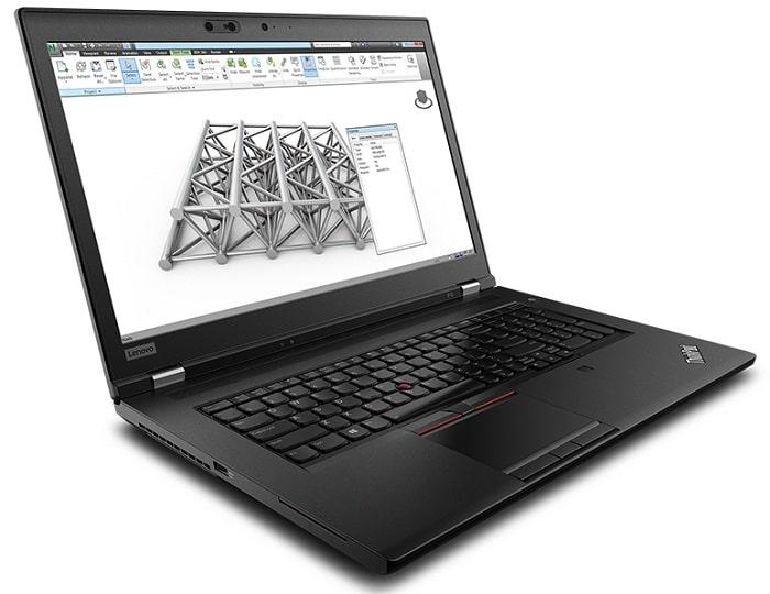 Lenovo ThinkPad P72 – обзор