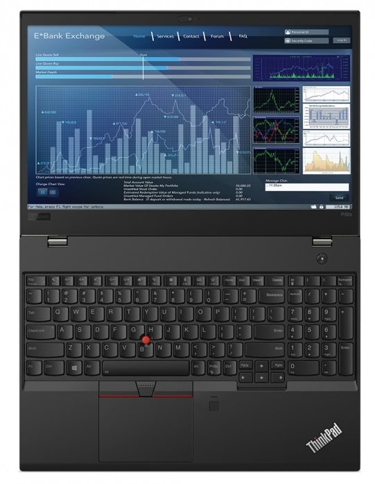 Lenovo ThinkPad P52 - обзор