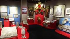 Лужков на выставке в Коломенском (6)