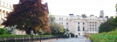 Район Риджентс-парка в Лондоне