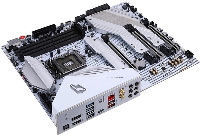 Colorful iGame Z590 Vulcan X(W) V20