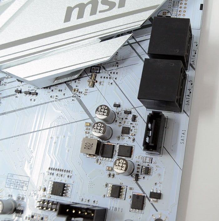 MSI B360 GAMING ARCTIC - обзор