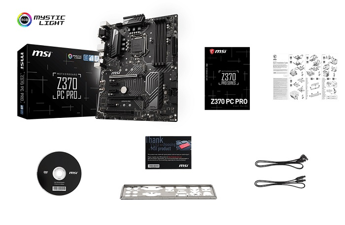 MSI_Z370_PC_Pro_accessories