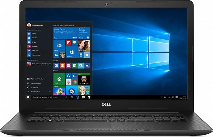 Выбрал Dell Inspiron 3793, отговорите - внешний вид