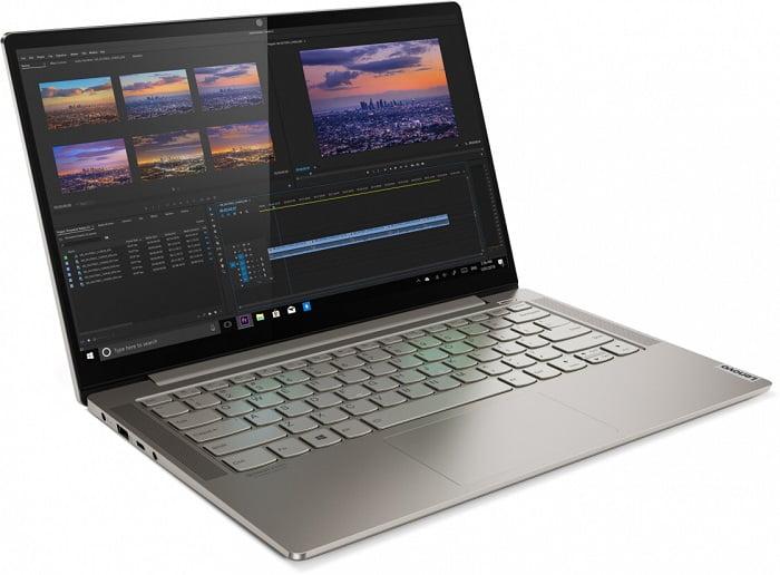 Ноутбук для фотошопа до 1000 долларов - Lenovo Yoga S740 14