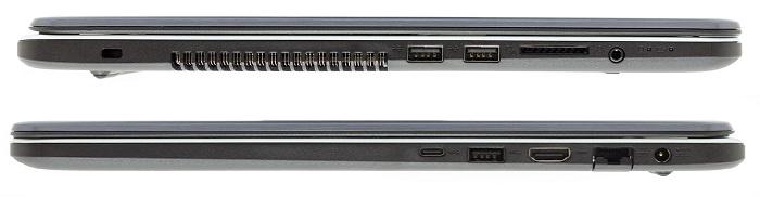 ASUS VivoBook Pro 17 N705UD, обзор
