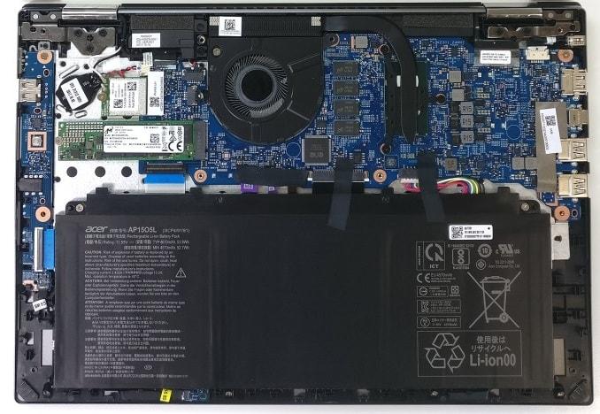 Acer_SP513_52_Inside