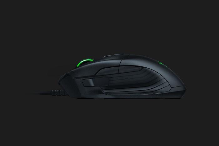 Razer-basilisk-Ergonomic-FPS-Mouse