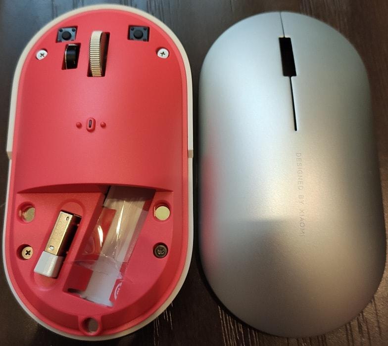 Мышь Xiaomi Fashion – обзор. Под крышкой