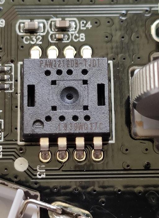 Сенсор PixArt PAW3212DB-TJDT
