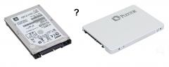 HDD vs SSD. Установка SSD в ноутбук