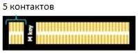 M.2 M-Key. Установка SSD в ноутбук