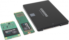 Варианты подключения дисков. Установка SSD в ноутбук