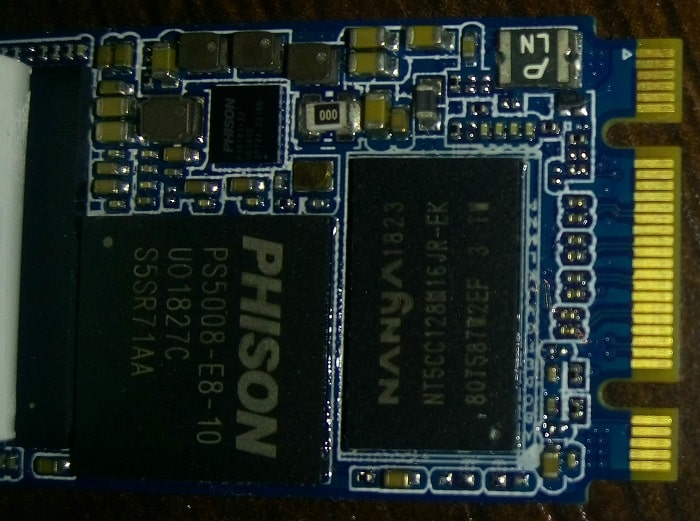 GoodRAM PX400-256 – обзор