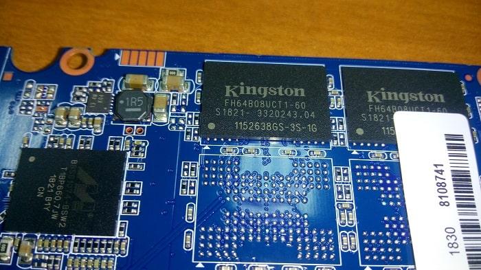 Kingston HyperX Fury RGB – обзор