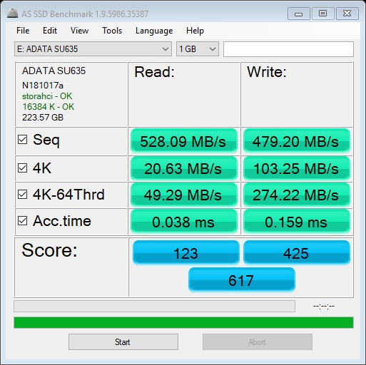 SU635_as-ssd-bench ADATA SU635 08.02.2019 21-05-10
