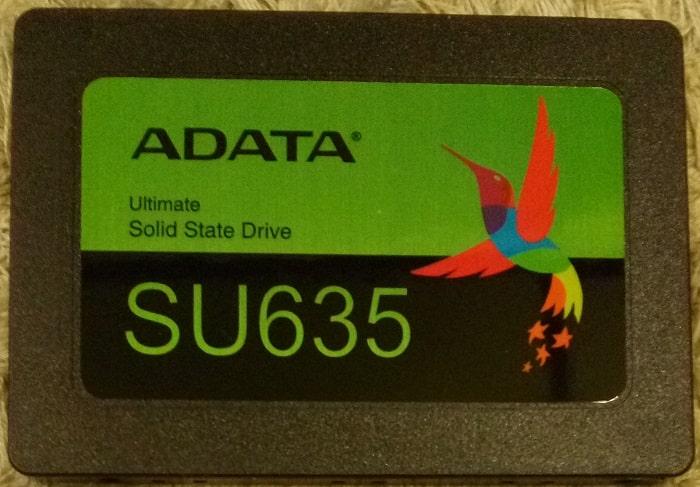 A-Data SU635 – обзор