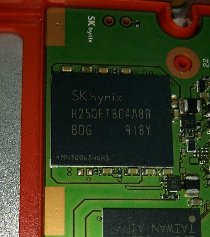SK Hynix Gold S31 - обзор