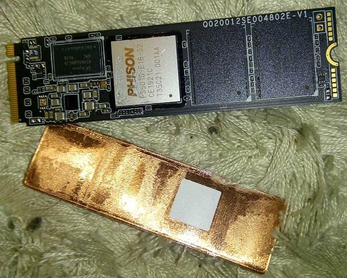 Sabrent Rocket PCIe 4.0 – обзор