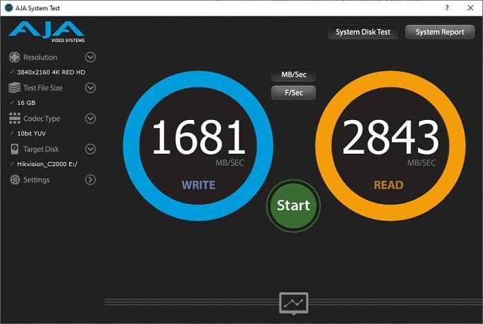 Hikvision C2000 – обзор