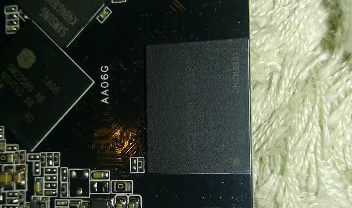 SSD Mengmi 480 ГБ - NAND
