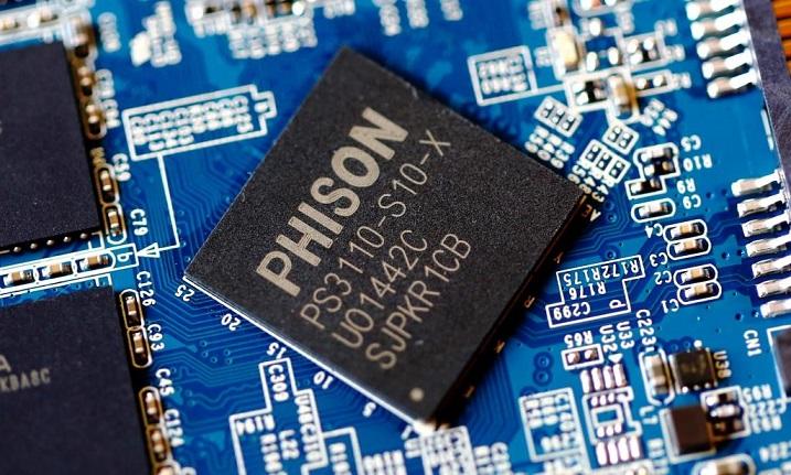 Контроллеры SSD  Краткий обзор производителей