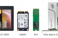 SSD-диск для компьютера