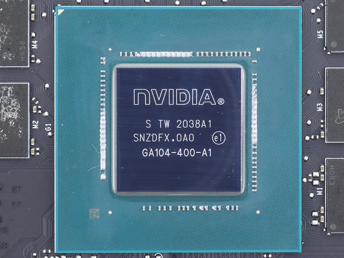 Анатомия видеокарты - GPU NVidia